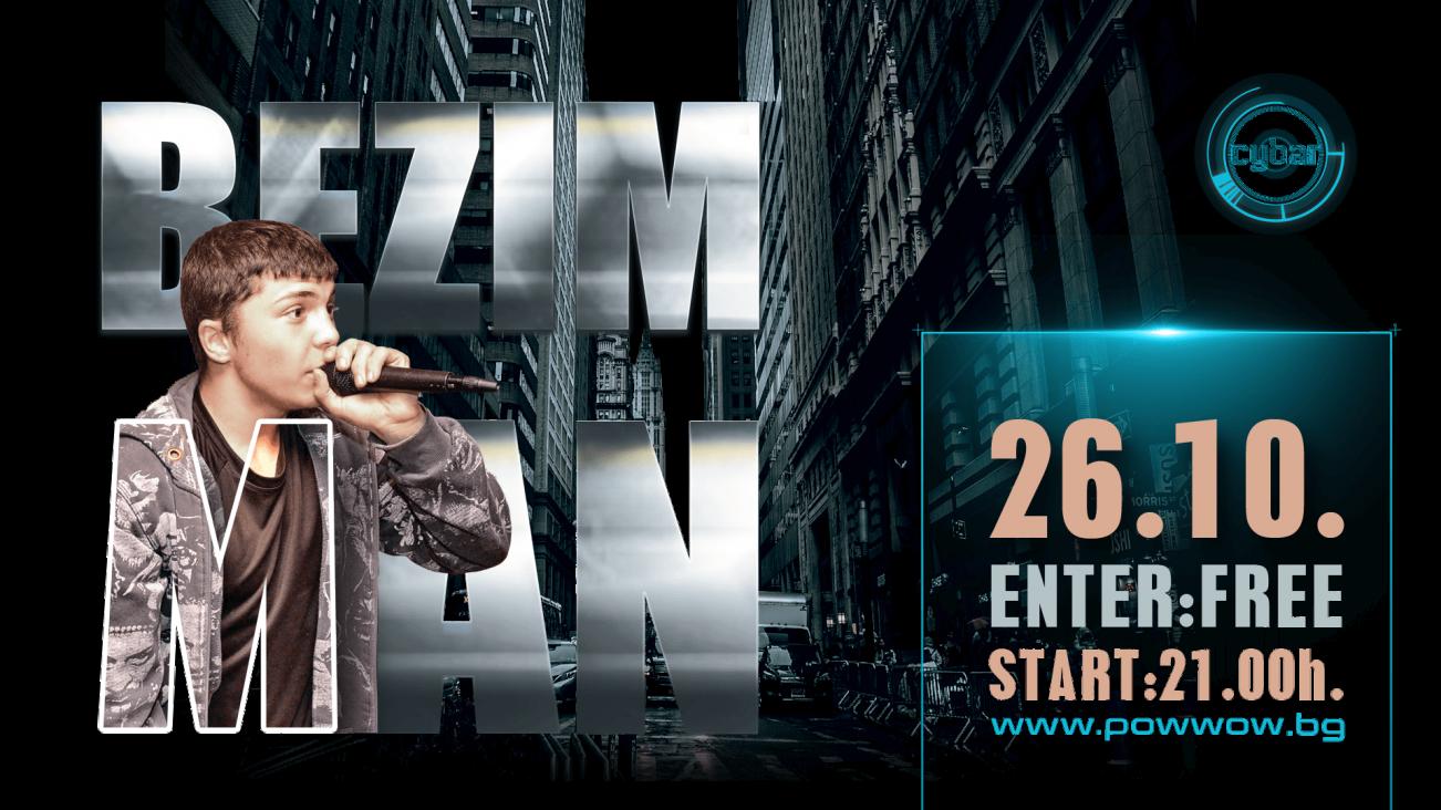 Bezim Man Live at Cybar