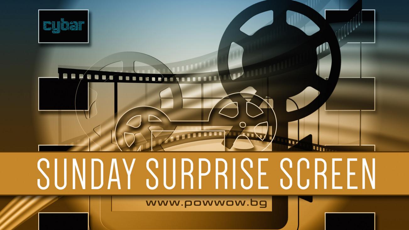 Sunday Surprise Screen