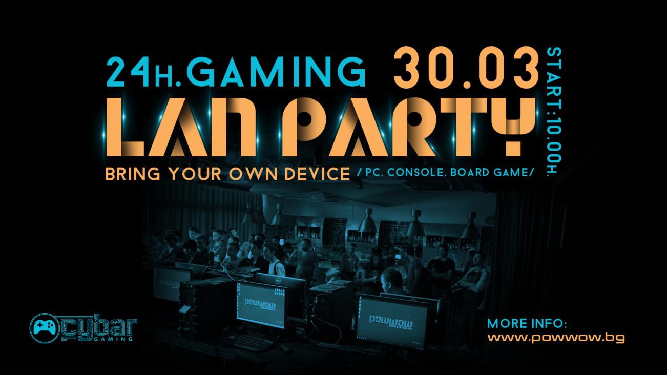 CybarGaming LAN Party #2