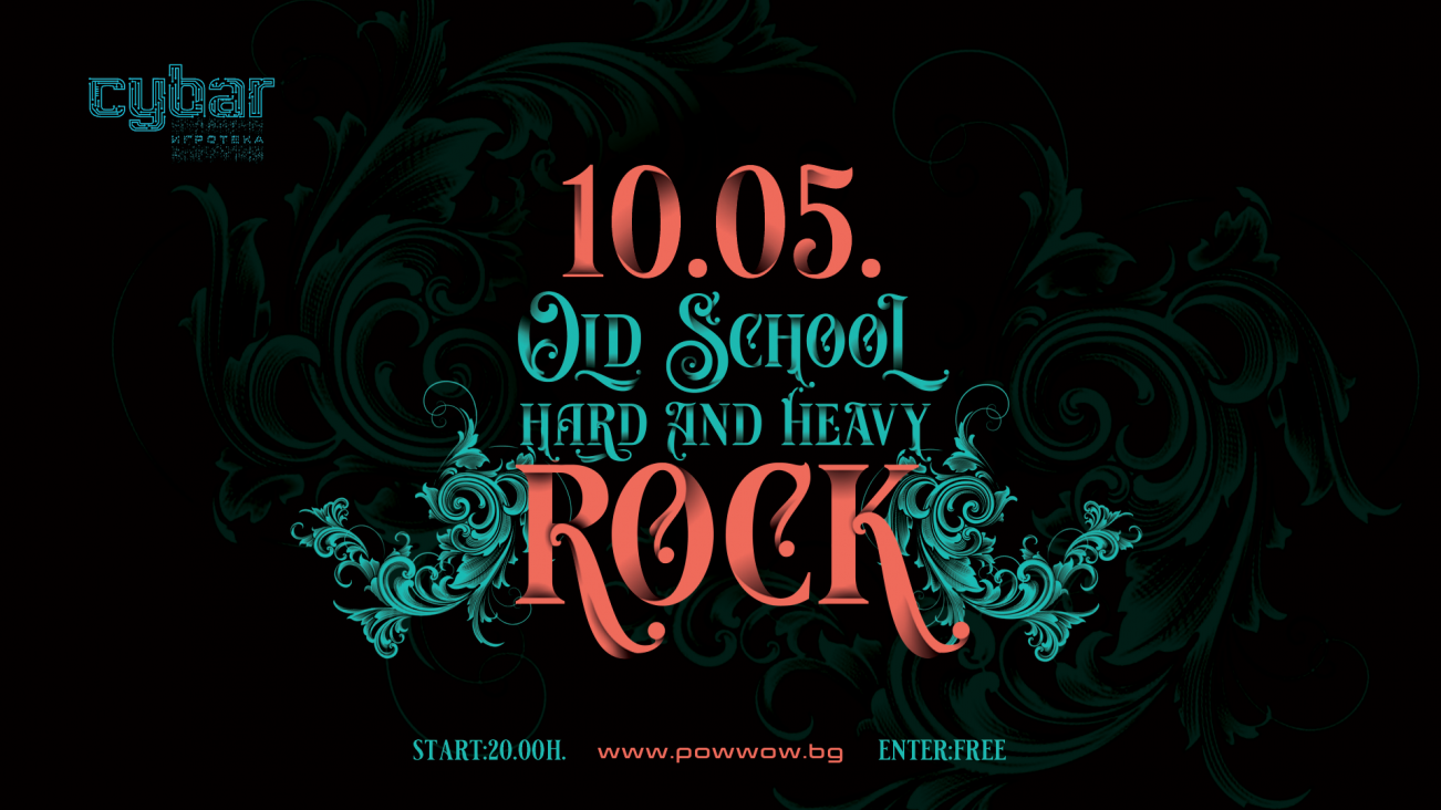 Old school Hard & Heavy Rock