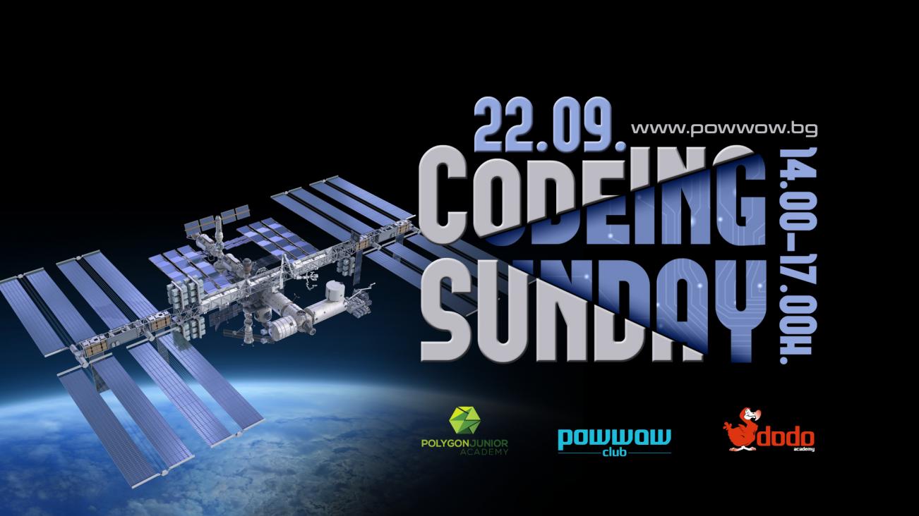 CodeINg Sunday