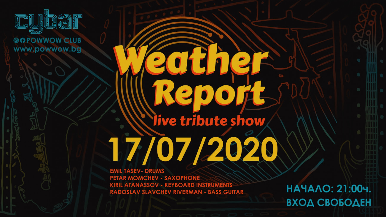 Weather Report Tribute live @ Cybar