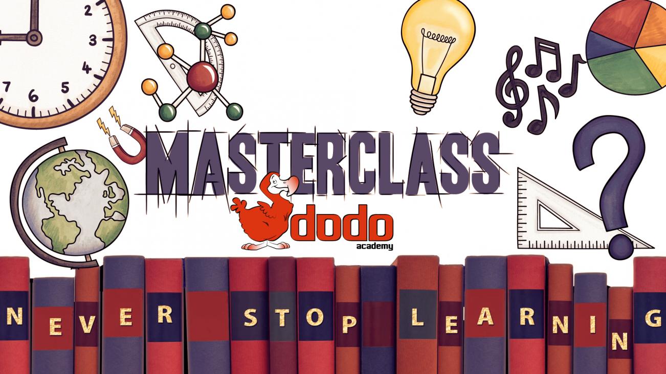 Dodo MasterClass - Настолни игри